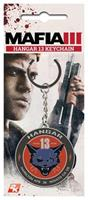 Gaya Entertainment Mafia 3 Keychain Hangar 13