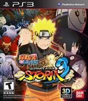 Namco Bandai Games Naruto Shippuden Ultimate Ninja Storm 3