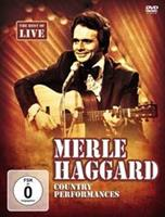 Merle Haggard - Country Performances