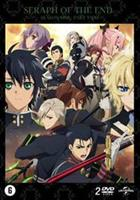 Seraph of the end - Seizoen 1 deel 2 (DVD)