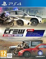 Ubisoft The Crew Ultimate Edition