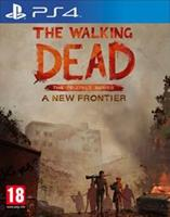Telltale The Walking Dead The  Series: A New Frontier