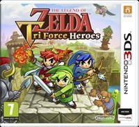 Nintendo The Legend of Zelda Tri Force Heroes