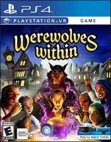 Ubisoft Werewolves Within (PSVR required)