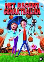Het regent gehaktballen (Cloudy with a chance of meatballs) (DVD)