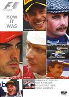 F1 - How It Was DVD