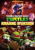 Teenage mutant ninja turtles - Kraang invasion (DVD)