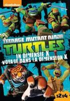 Teenage mutant ninja turtles - Seizoen 2 deel 4 (DVD)