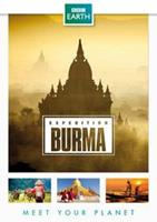 BBC earth - Expedition Burma (DVD)