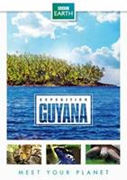 BBC earth - Expedition Guyana (DVD)