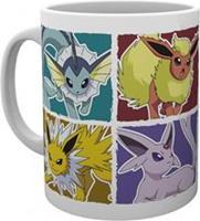 GB Eye Pokemon Mug Eevee Evolution
