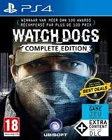 Ubisoft Watch Dogs Complete Edition