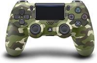 Sony Interactive Entertainment Sony Dual Shock 4 Controller V2 (Green Camouflage)