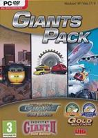 UIG Entertainment Giants Pack (Traffic/Industry/Transport Giant)