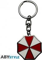 ABYstyle Resident Evil Metal Keychain - Umbrella