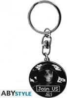 ABYstyle Watch Dogs 2 Metal Keychain - Join Us