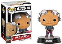 Funko Star Wars Pop Vinyl: Maz Kanata Limited Edition