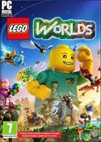Warner Bros Lego: Worlds