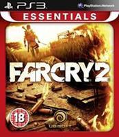 Ubisoft Far Cry 2 (essentials)
