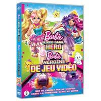 Barbie - Video game hero (DVD)