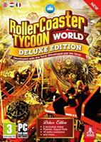 Mindscape PC RollerCoaster Tycoon World Deluxe Edition