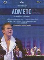 Admeto -CD+DVD-