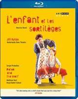 Royal Ballet School NDT - L Enfant Et Les Sortileges, Peter