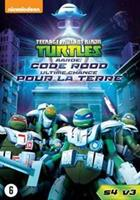 Teenage mutant ninja turtles - Seizoen 4 deel 3 (DVD)