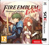 Nintendo Fire Emblem Echoes Shadows of Valentia
