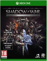 Warner Bros Middle Earth: Shadow of War Silver Edition