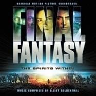 Square Enix Final Fantasy the Spirits Within Original Soundtrack