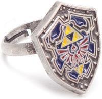 Bioworld Zelda - Metal Shield Ring