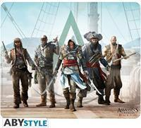 ABYstyle Assassin's Creed Mousepad - A.C. Black Flag Group