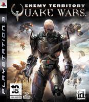 ID Software Enemy Territory Quake Wars
