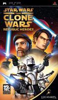 Lucas Arts Star Wars The Clone Wars Republic Heroes