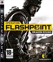 Codemasters Operation Flashpoint 2 Dragon Rising