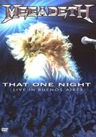 Megadeath - That One Night: Live In Buenos Aires
