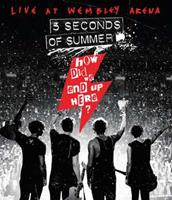 5 Seconds Of Summer - How Did We End Up Here? Live At Wem (Blu-ray)