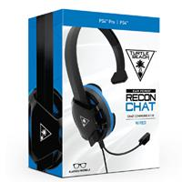 Ion Recon Chat - PS4
