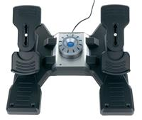 Logitech Saitek Pro Flight Rudder Pedals for PC