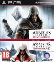 Ubisoft Assassin's Creed Brotherhood / Revelations Double Pack
