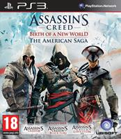 Ubisoft Assassin's Creed: The American Saga