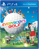 Sony Interactive Entertainment Everybody's Golf