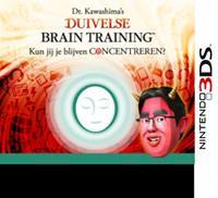 Nintendo Dr. Kawashima's Duivelse Brain Training