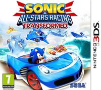 SEGA Sonic All-Stars Racing Transformed