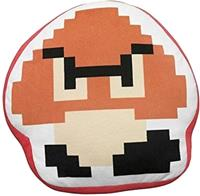 San-ei Co Super Mario - 8-Bit Goomba Pillow