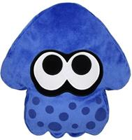 San-ei Co Splatoon Pluche Pillow - Inkling Squid Blue