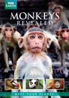 BBC earth - Monkey's revealed (DVD)