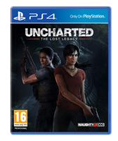 Sony Interactive Entertainment Uncharted: The Lost Legacy