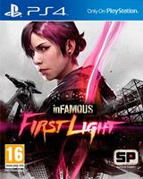 Sony Interactive Entertainment Infamous First Light